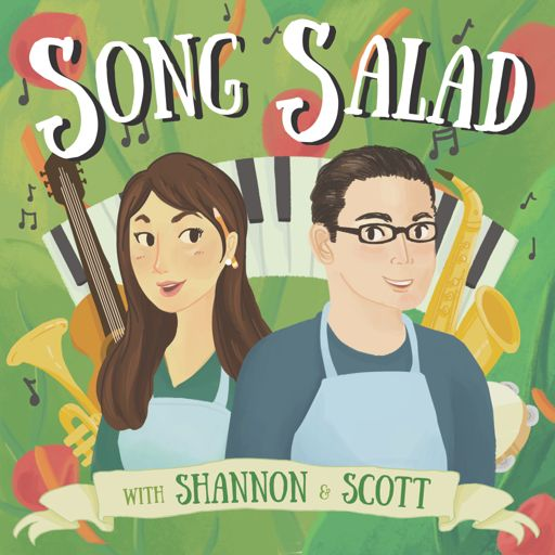 Cover art for podcast Song Salad