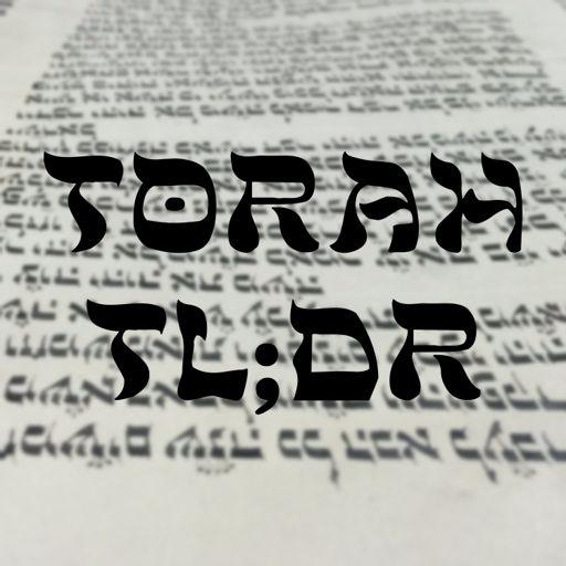 Cover art for podcast Torah tl;dr