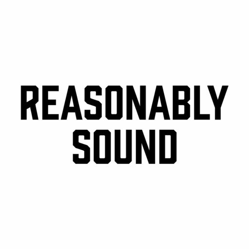 Cover art for podcast Reasonably Sound