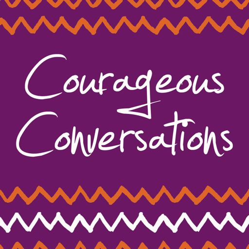 Cover art for podcast Courageous Conversations