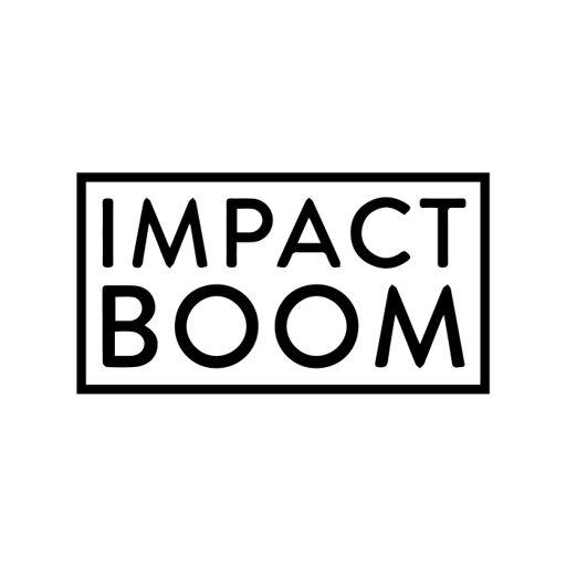 Cover art for podcast Impact Boom Podcast - Social Enterprise & Design