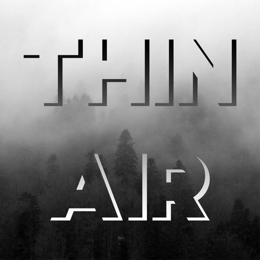 Cover art for podcast Thin Air Podcast