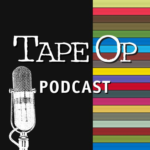 Cover art for podcast Tape Op Podcast