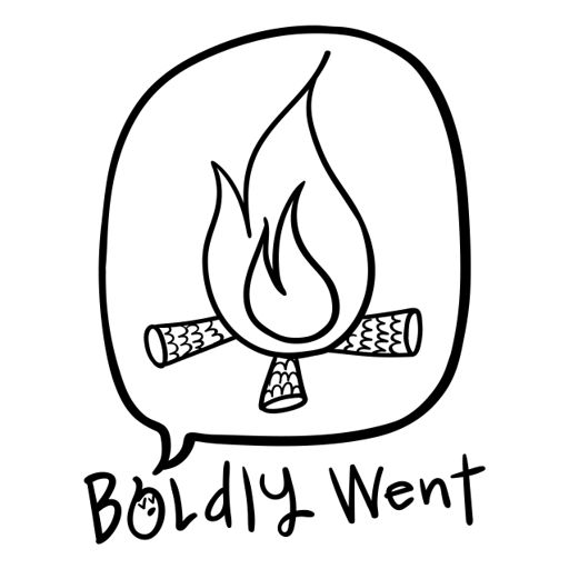 Cover art for podcast Boldly Went: YOUR Adventure Stories