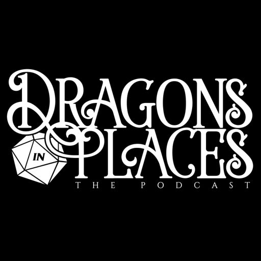 Cover art for podcast Dragons In Places