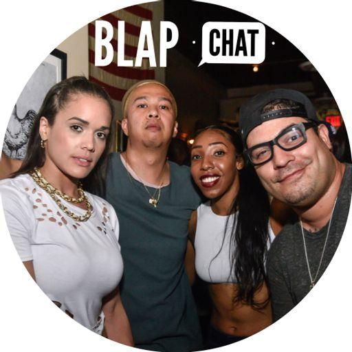Cover art for podcast BlapChat