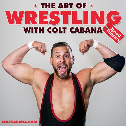 Cover art for podcast Art of Wrestling