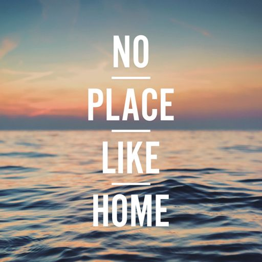 Cover art for podcast No Place Like Home