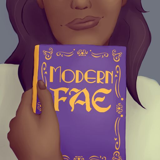 Cover art for podcast Modern Fae