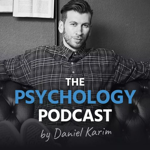 Cover art for podcast The Psychology Podcast