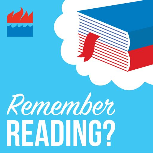 Cover art for podcast Remember Reading Podcast