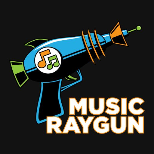 Cover art for podcast Music Raygun