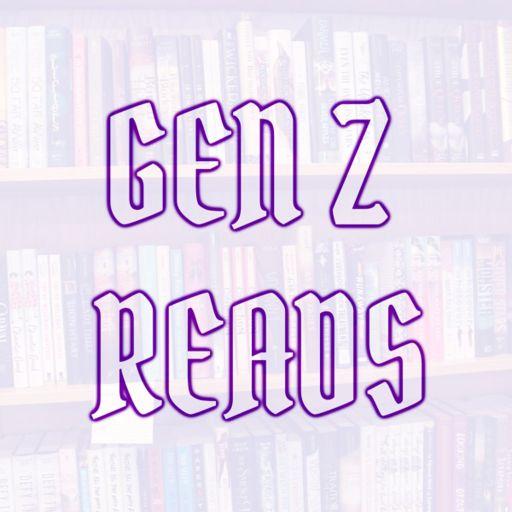 Cover art for podcast gen z reads