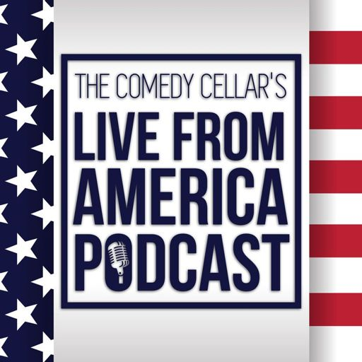 Cover art for podcast Live From America Podcast