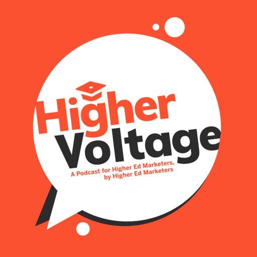 Cover art for podcast Hashtag Higher Ed