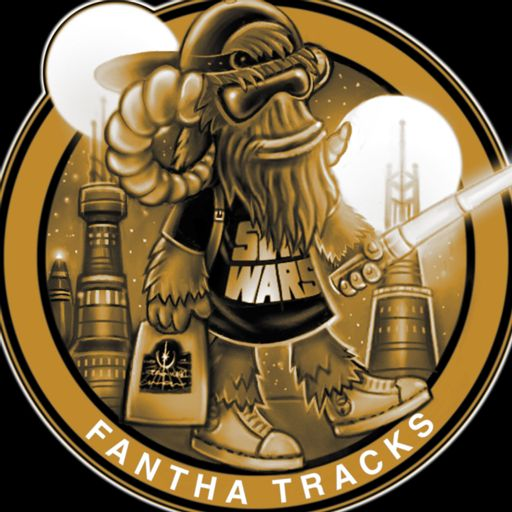 Cover art for podcast Fantha Tracks Radio: A Star Wars Podcast