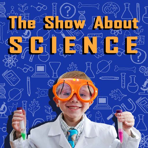 The Show About Science album art