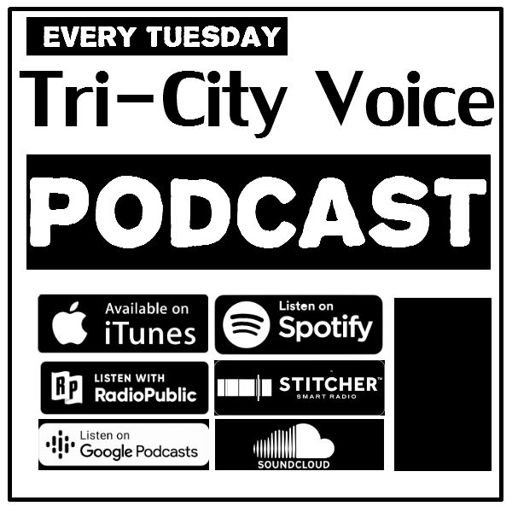 Cover art for podcast Tri-City Voice Podcast