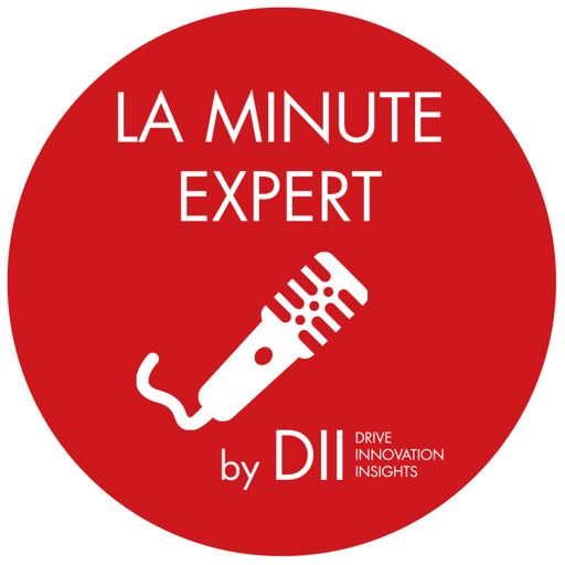 Cover art for podcast La Minute Expert
