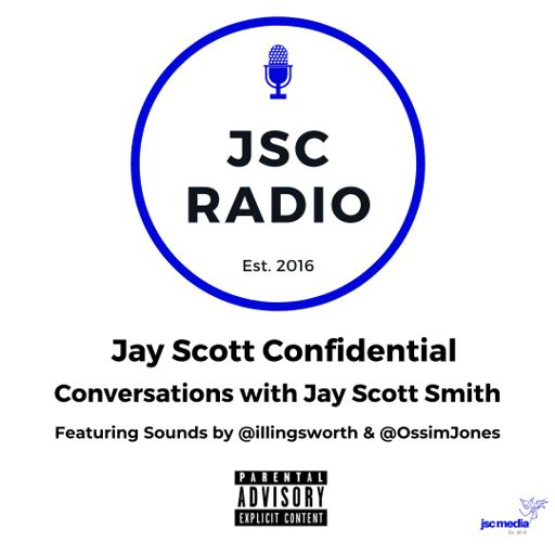 Cover art for podcast Jay Scott Confidential