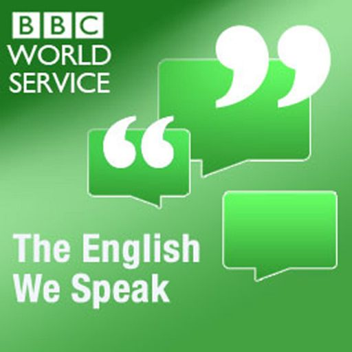 Cover art for podcast The English We Speak
