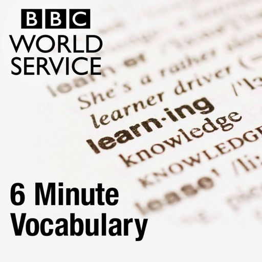 Cover art for podcast 6 Minute Vocabulary