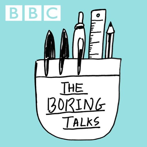 Cover art for podcast The Boring Talks