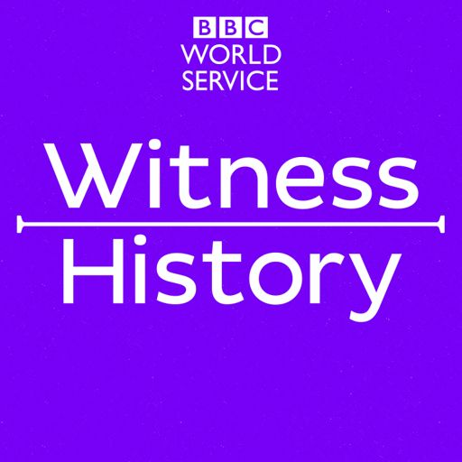 Cover art for podcast Witness History