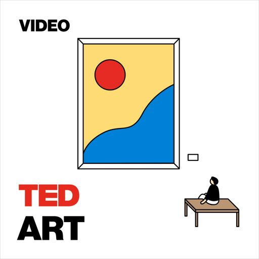 Cover art for podcast TED Talks Art