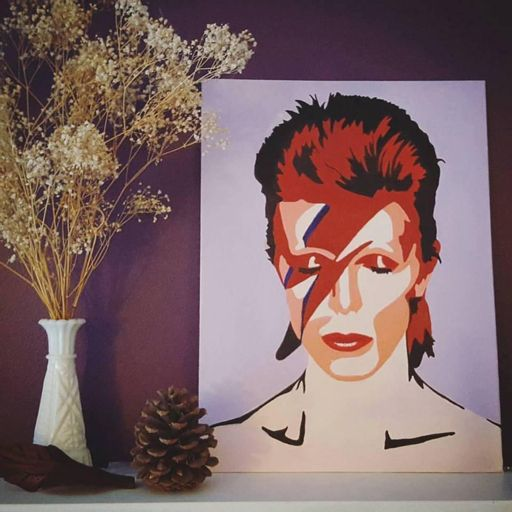How David Bowie's death prompted Chelsea Jesser to finish her work