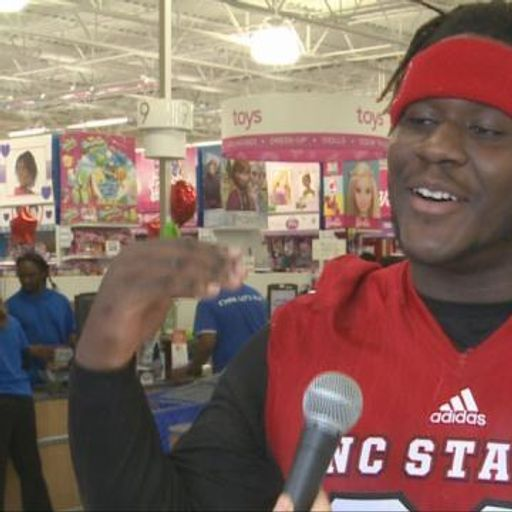 fb067e7cd Interview with NC State DL Justin Jones
