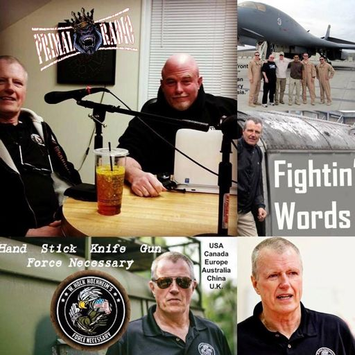 12: #12 Hock Hochheim on his new book 'Fighting Words' from PRIMAL