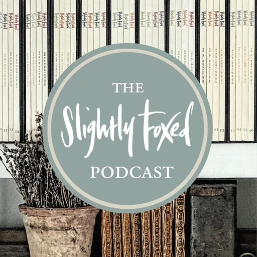 Cover art for podcast Slightly Foxed
