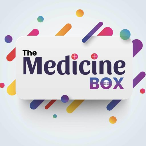Cover art for podcast The Medicine Box