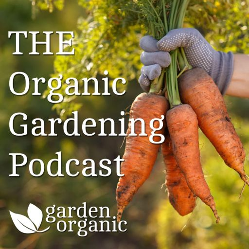 Cover art for podcast The Organic Gardening Podcast