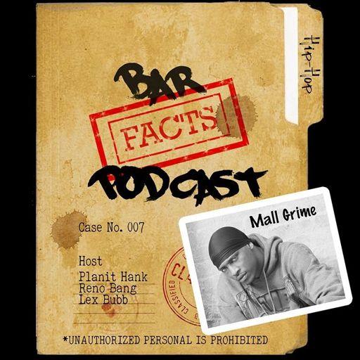 Bar Facts Podcast on RadioPublic