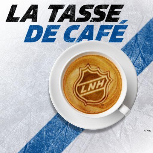 Cover art for podcast La tasse de café LNH