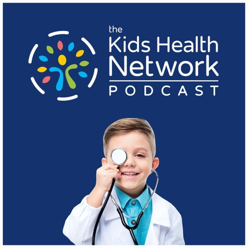 Cover art for podcast The Kids Health Network