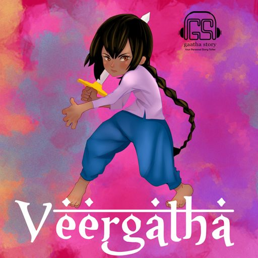 Cover art for podcast Veergatha: Tales of Bravery and Valour