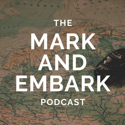 Cover art for podcast Mark & Embark