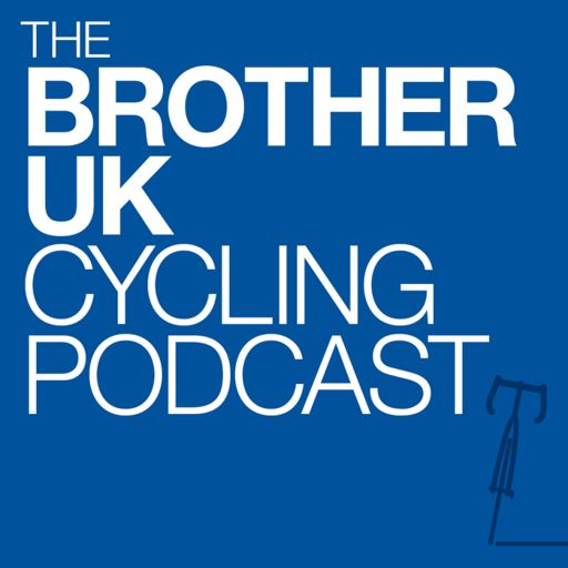 Cover art for podcast Brother UK Cycling Podcast