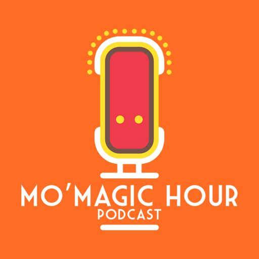 Cover art for podcast Mo' Magic Hour Podcast
