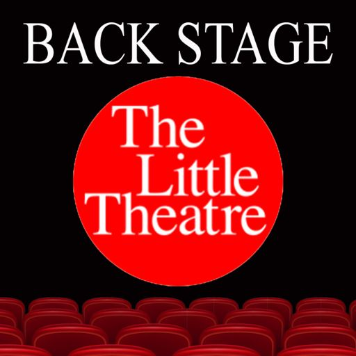 Cover art for podcast Back Stage: Leicester's Little Theatre Podcast