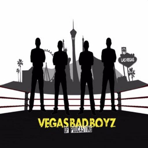 Cover art for podcast Vegas Bad Boyz Of Podcasting
