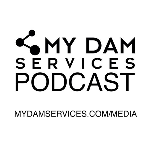 Cover art for podcast My DAM Services