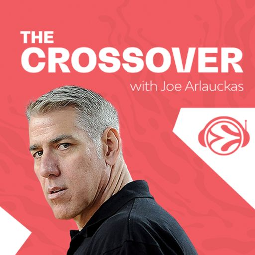 Cover art for podcast The Crossover with Joe Arlauckas