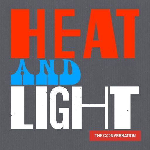 Cover art for podcast Heat and Light