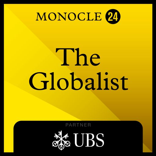 Cover art for podcast Monocle 24: The Globalist