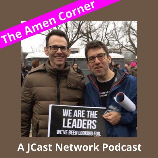 Cover art for podcast The Amen Corner