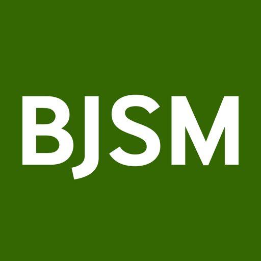 Cover art for podcast BJSM
